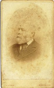 Henry John Marten in 1891
