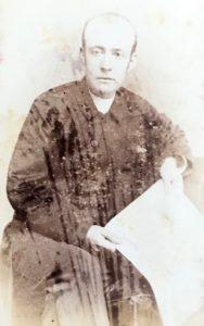 Rev Robert Brooks Egan, c. 1890
