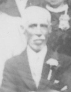 Henry Edwin Palmer in 1940
