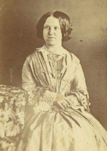 Frances Anne Marten (nee Dimmack)