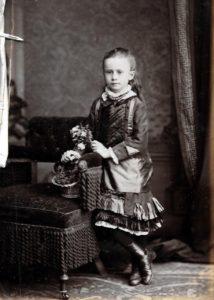Edith Ogden, 1882
