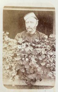 Lieutenant Thomas Bradney Shaw-Hellier, 4th Regiment of Dragoon Guards, c. 1863