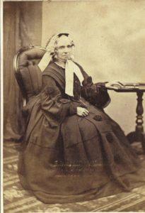 Anne Dimmack in 1879
