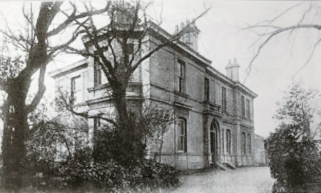 Holly Lodge, Smethwick