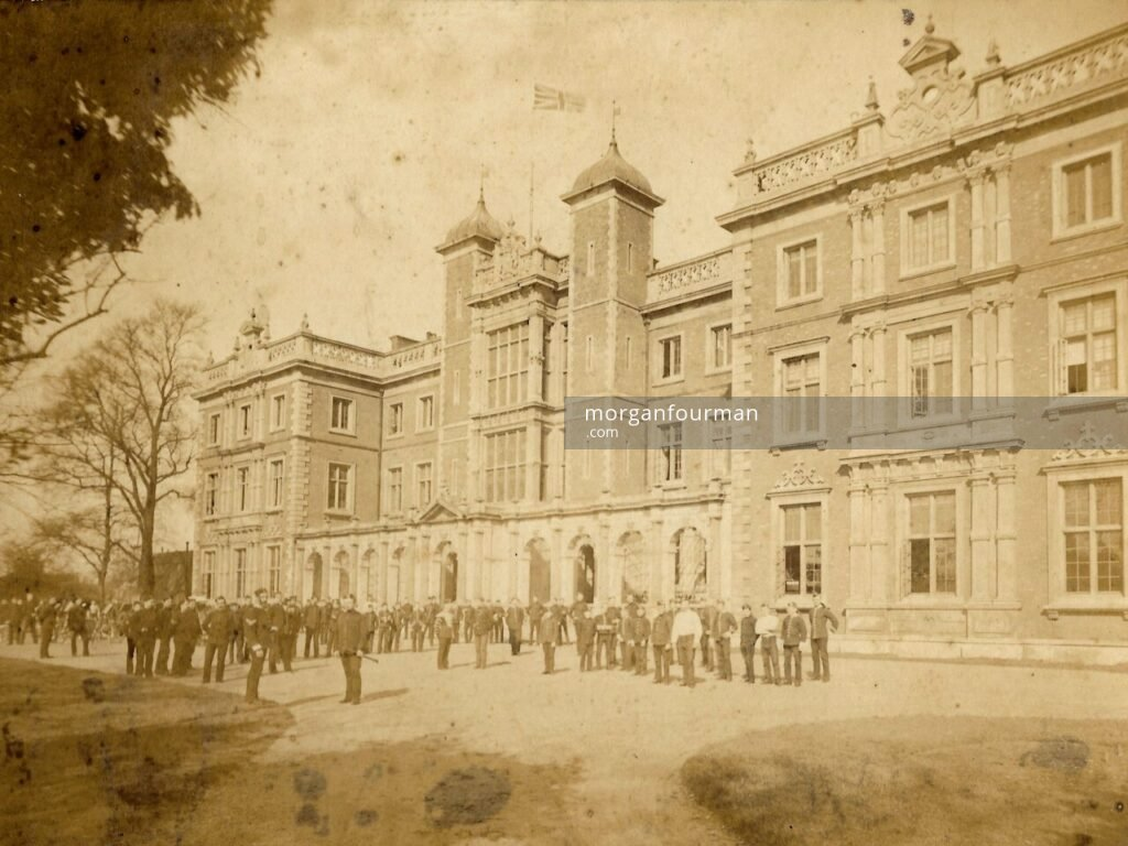 Kneller Hall in 1890