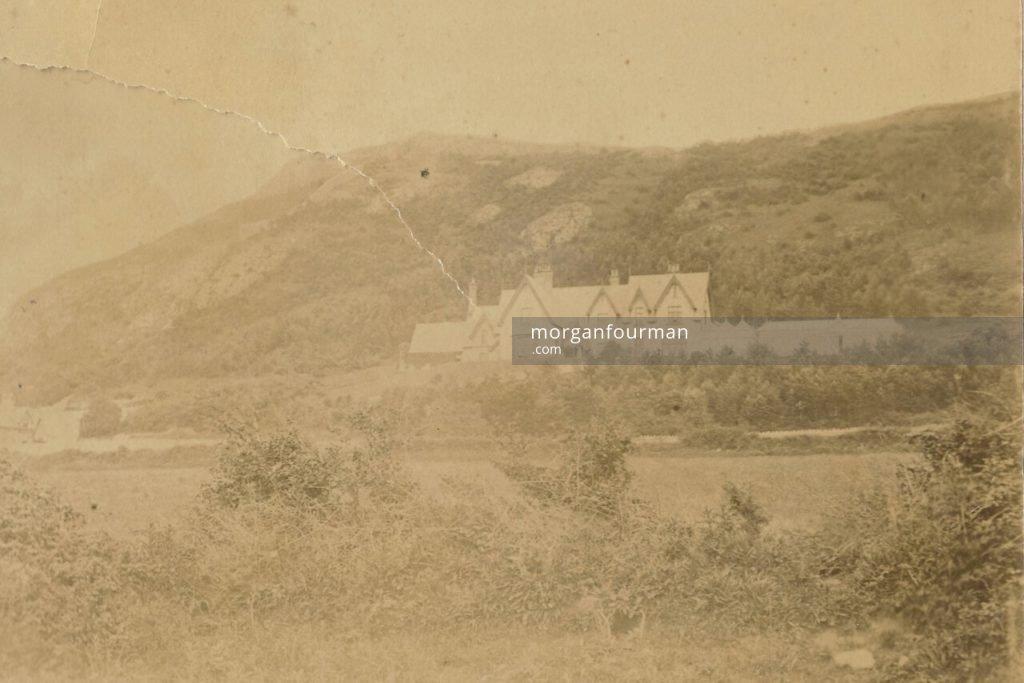 A view of Tan-Yr-Allt, Llandudno, c. 1890