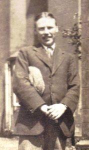 William Noel Downing in 1909