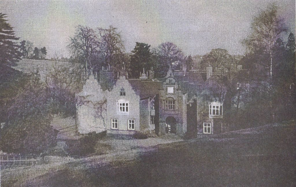 The Wodehouse, Wombourne in about 1930