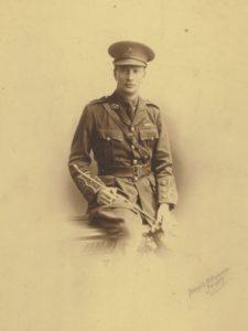 Wilmot in Jersey 1915