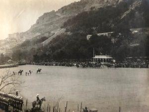 Royal Salute, Presentation of Colours, Alameda Parade, Gibraltar, 1912