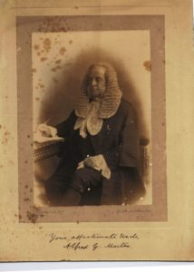 Sir Alfred George Marten