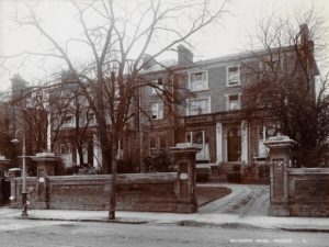Mulgrave House, Windsor