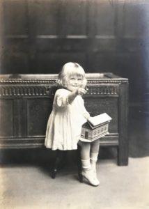 Pamela Downing, c. 1922