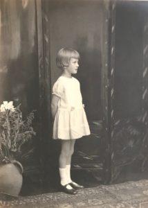 Pamela Downing, c. 1926