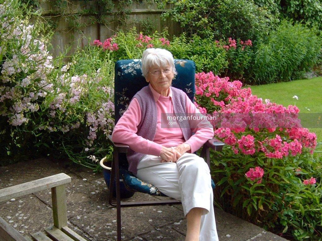 Pamela Morgan, 12 July 2008
