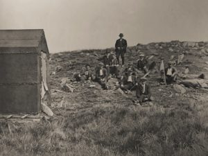 The beaters. Shooting at the Beacon, c. 1910
