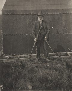 A beater. Shooting at the Beacon, c. 1910