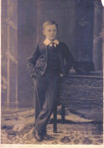 Henry Humphrey Marten at school in Cheltenham
