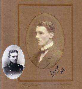William Augustus Portman Foster in 1912