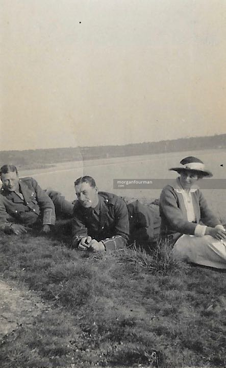 Wilmot, Ladas Hassell and Molly, Jersey, Oct 1915