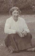 Fiffy Evans in 1915