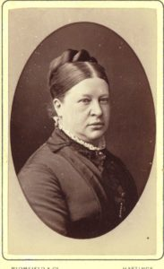 Martha Shaw, step mother