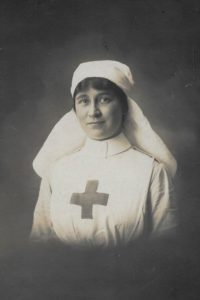 Molly Evans, No 2 General Hospital, Le Havre, 1916