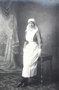 Sister Kibbler, No 2 General Hospital, Le Havre, 1916