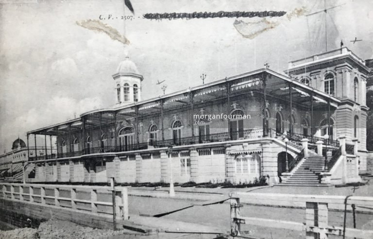 Palais, No 2 General Hospital, Le Havre
