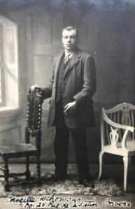 Corneille Schomans, No 2 General Hospital, Le Havre, 1916