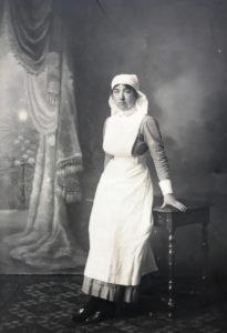 Sister Spooner, No 2 General Hospital, Le Havre, 1916