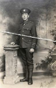 Arnold Turner, No 2 General Hospital, Le Havre, 1916
