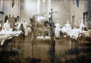 The Guest Hospital, Dudley, 1914