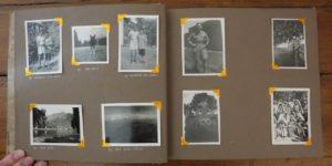 Donald Morgan's Photo Album, pp. 10-11, India, 1946