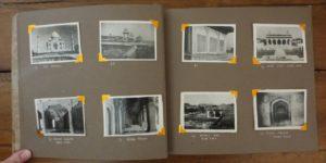 Donald Morgan's Photo Album, pp. 14-15, India, 1946