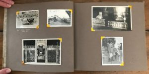 Donald Morgan's Photo Album, pp. 16-17, India, 1946