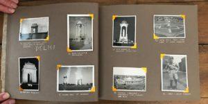 Donald Morgan's Photo Album, pp. 18-19, India, 1946. Delhi
