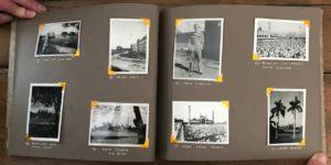 Donald Morgan's Photo Album, pp. 24-25, India, 1946