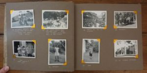 Donald Morgan's Photo Album, pp. 6-7, India, 1946
