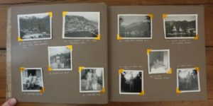 Donald Morgan's Photo Album, pp. 8-9, India, 1946