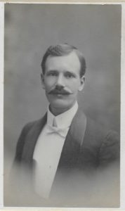 William Henry Morgan in about 1905