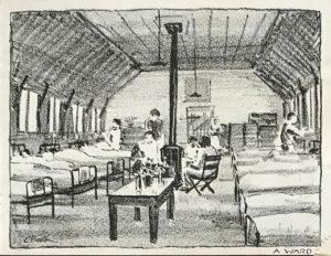 A ward by E. Procter