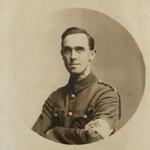 H.A. Armitage, c. 1918