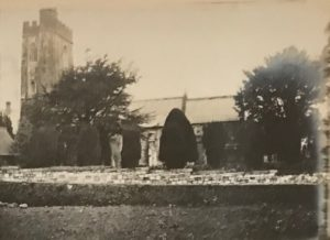 The Church, Clyst St George, Devon, Easter 1908