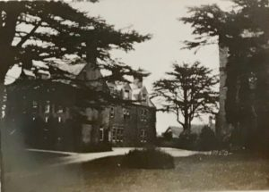 The Rectory, Clyst St George, Devon, Easter 1908