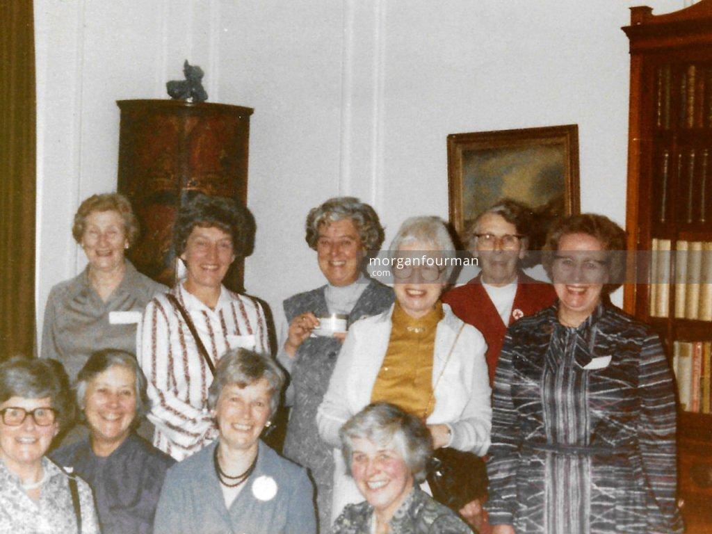 Bletchley Park, Hut 6 Reunion 1981