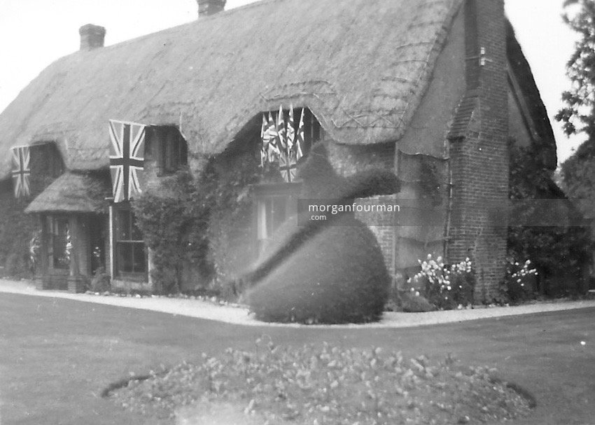 Coronation 1953, The Cottage, Upton