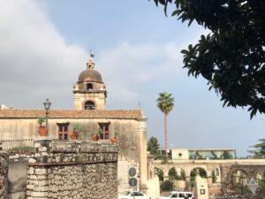 Church of San Pancrazio, Taormina, 2018