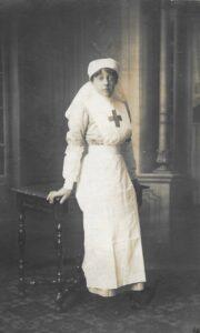 Miss Molloy, France, 1915