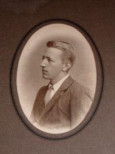 Bertie Grosvenor. Drowned in 1912